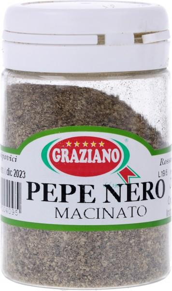 Pepe nero macinato 30 g