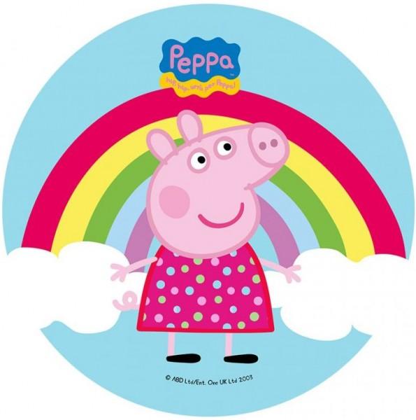 Cialda Peppa Pig