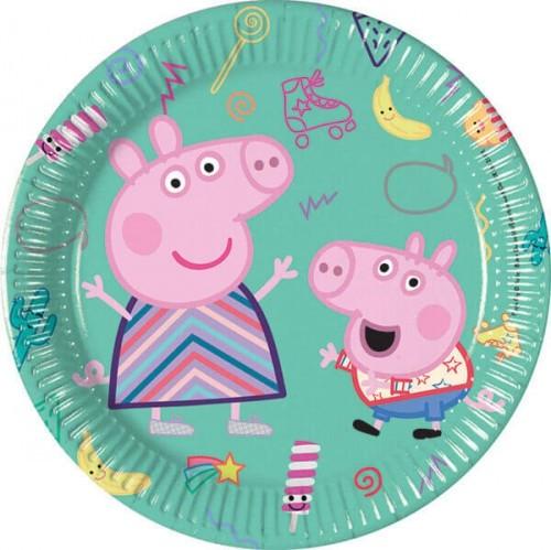 Peppa Pig Piatti 20 cm