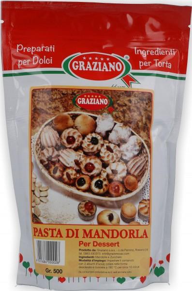 Preparato per Dessert alla Mandorla 500g