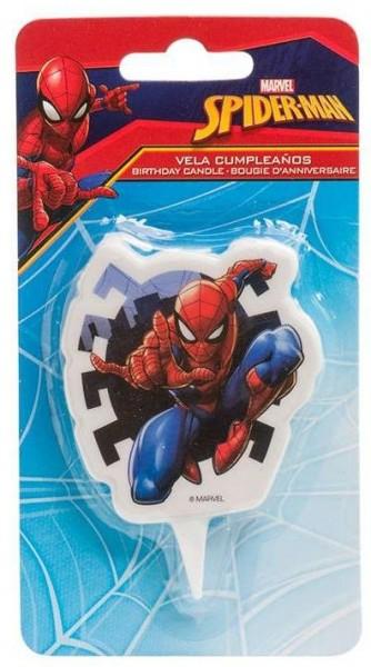 Spiderman 2D Candelina