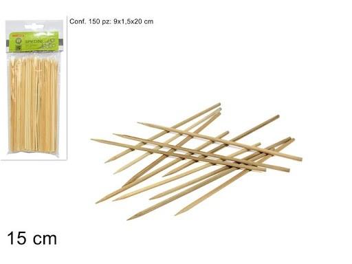 Spiedini Bamboo