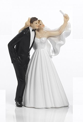 Statuina Sposi Selfie