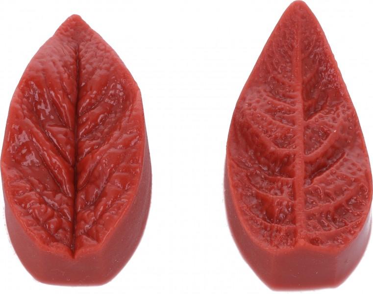 Stampo venatore foglia di Giglio 3D