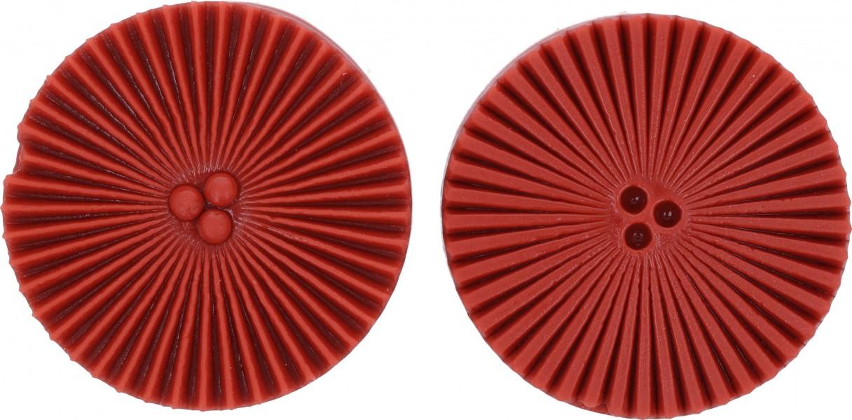 Stampo venatore fiore Margherita 3D