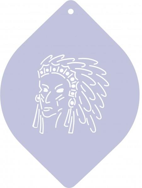 Stencil indiani