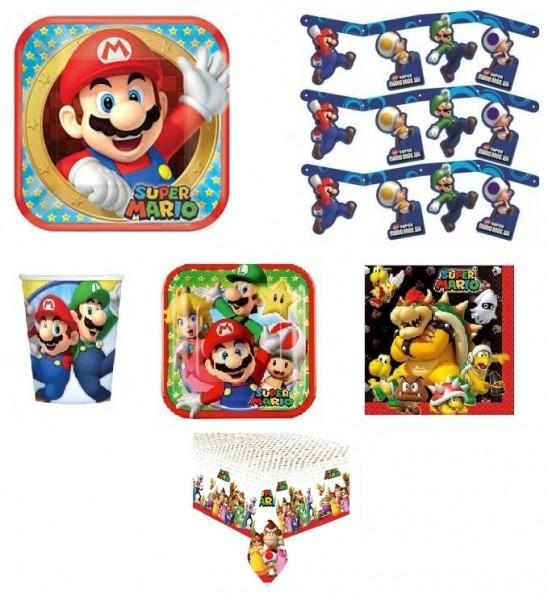 Super Mario Festa