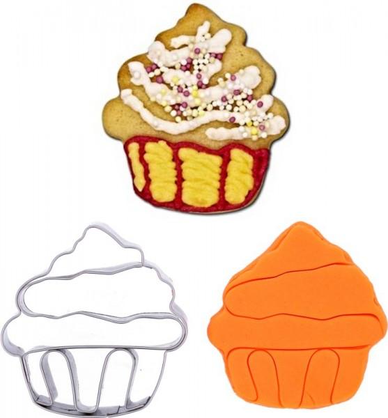 Tagliapasta Singolo Cupcake