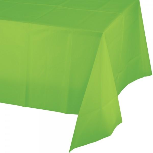 Tovaglia in Plastica Verde Acido