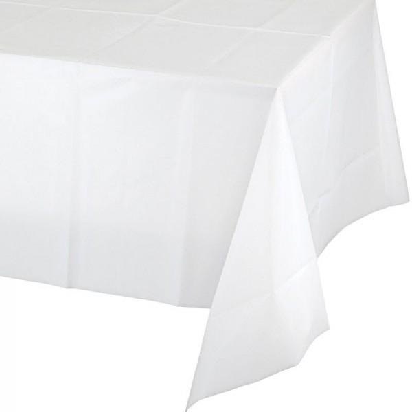 Tovaglie in Plastica Bianco