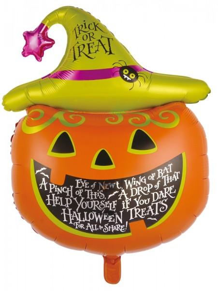 Palloncino Zucca Halloween